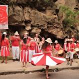 Trovão das Minas vem trovejar em Santê