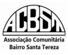 Assembleia geral Associação do Bairro Santa Tereza