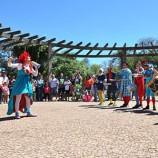 Parques municipais se abrem para a criançada