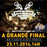Confirmado: Duelo de MCs Nacional 2014 no Viaduto Santa Tereza