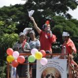 Abre alas para o Bloco Católicos na Alegria do Senhor