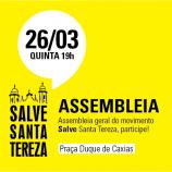 Salve Santa Tereza apresenta projeto Mercado Vivo