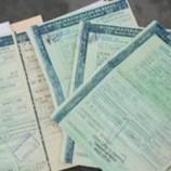 Taxa de licenciamento de veículos