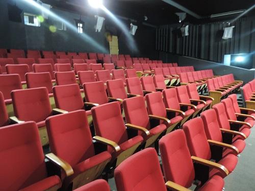 Reabertura do Cine Santa Tereza dia 4 de agosto