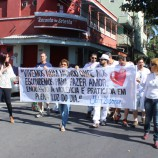 Moradores entregam abaixo assinado ao 16º BPMMG