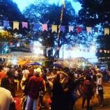 Festas julhinas neste fim de semana