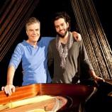 TEIAS, dois pianos Tulio Mourão e Rafa Castro