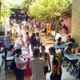 Domingo de Feira em Santa Tereza