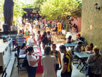 Domingo tem Feira de Artesanato em Santa Tereza