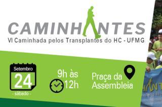 VI Caminhada pelos transplantes