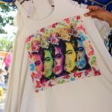 Rubilita Camisetas bordadas