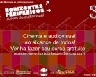 Cursos gratuitos de produção audiovisual em centros culturais