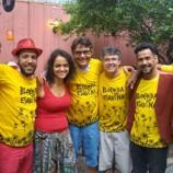 Surpresas em show da banda do Bloco da Esquina