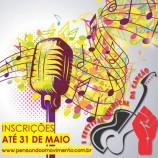 1º Festival Sindical da Canção recebe inscrições