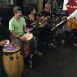 Grupo Camarão de Rama em Santa Tereza