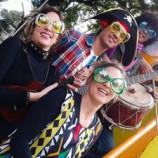 Circo Marimbondo no Festival Saci
