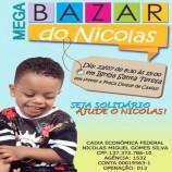 Mega Bazar do Nícolas em Santa Tereza