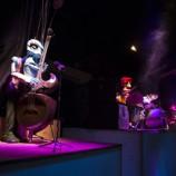 Festival com teatro, circo e música