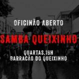 Oficinão do Unidos do Samba Queixinho