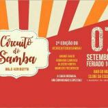 Circuito do Samba em Santa Tereza