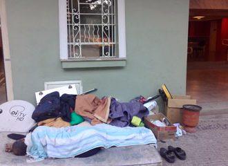 Casa de Francisco, acolhimento aos moradores de rua