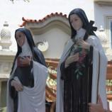 Outubro é mês de festa em Santa Tereza