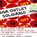 MegaOutlet Solidário da ApaeBH
