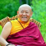 Retiro espiritual com o mestre tibetano
