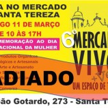 Adiado o evento Mercado Vivo + Verde