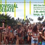 Audiovisual em debate com o filme Tupinambá de Oliveira