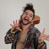 Show do músico Mamutte no MIS Cine Santa Tereza