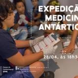 Expedição Medicina Antártica e outras