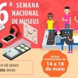 16ª Semana Nacional de Museus