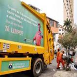 Coleta domiciliar de lixo será suspensa