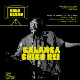 Maurício Tizumba no Galanga Chico Rei