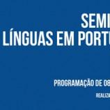 Seminário Línguas em Português