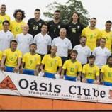 Oásis nos jogos do Brasil