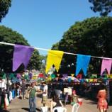 Alegria e descontração no Mercado Vivo + Verde