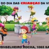 Festa das Crianças na Vila Dias