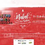 """Circuito Gastronômico de Favelas """"Natal com mais Sabor"""""""