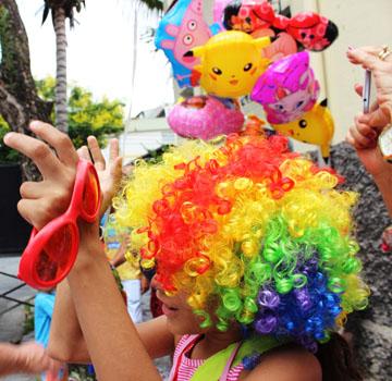 Carnavalzinho pra criançada em BH