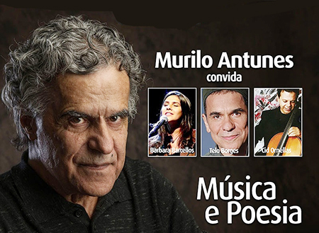 Show de Murilo Antunes e convidados - Santa Tereza Tem