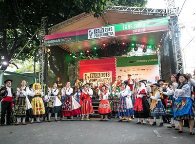 9ª Festa Portuguesa: um pedaço de Portugal em BH
