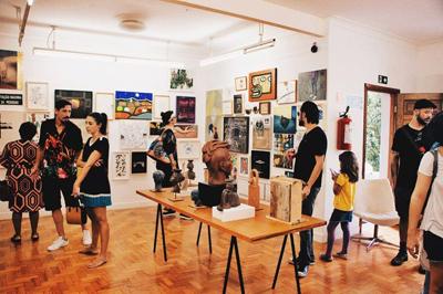Junta Bazar de Arte Independente
