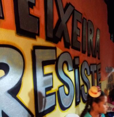 Arraiá da Teixeira: Solidariedade existe por aqui