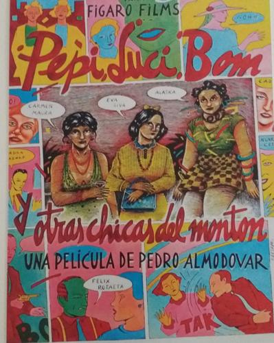 Exposição O Cinema da Transição Espanhola em 20 cartazes