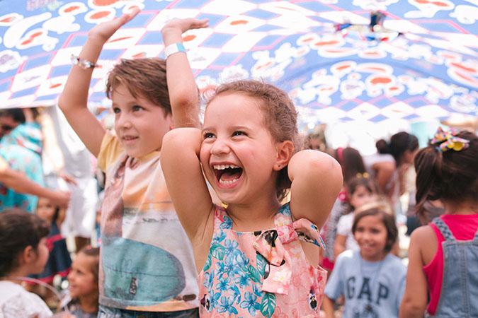 Kids Fun Farrinha neste fim de semana na Praça Floriano Peixoto