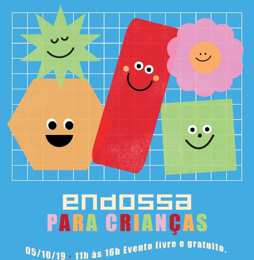 Brincadeiras na rua no Endossa para Crianças