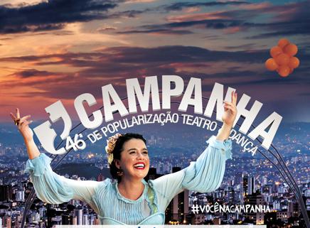 Campanha de Popularização do Teatro e Dança