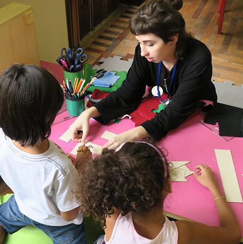 Centro Cultura Banco do Brasil Educativo em casa